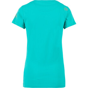 La Sportiva Windy T-Shirt Donna, aqua